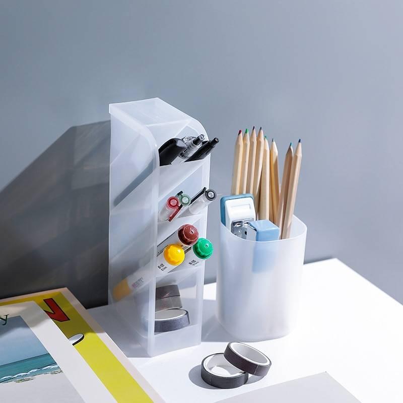 Multifunction Desktop Storage Organizer