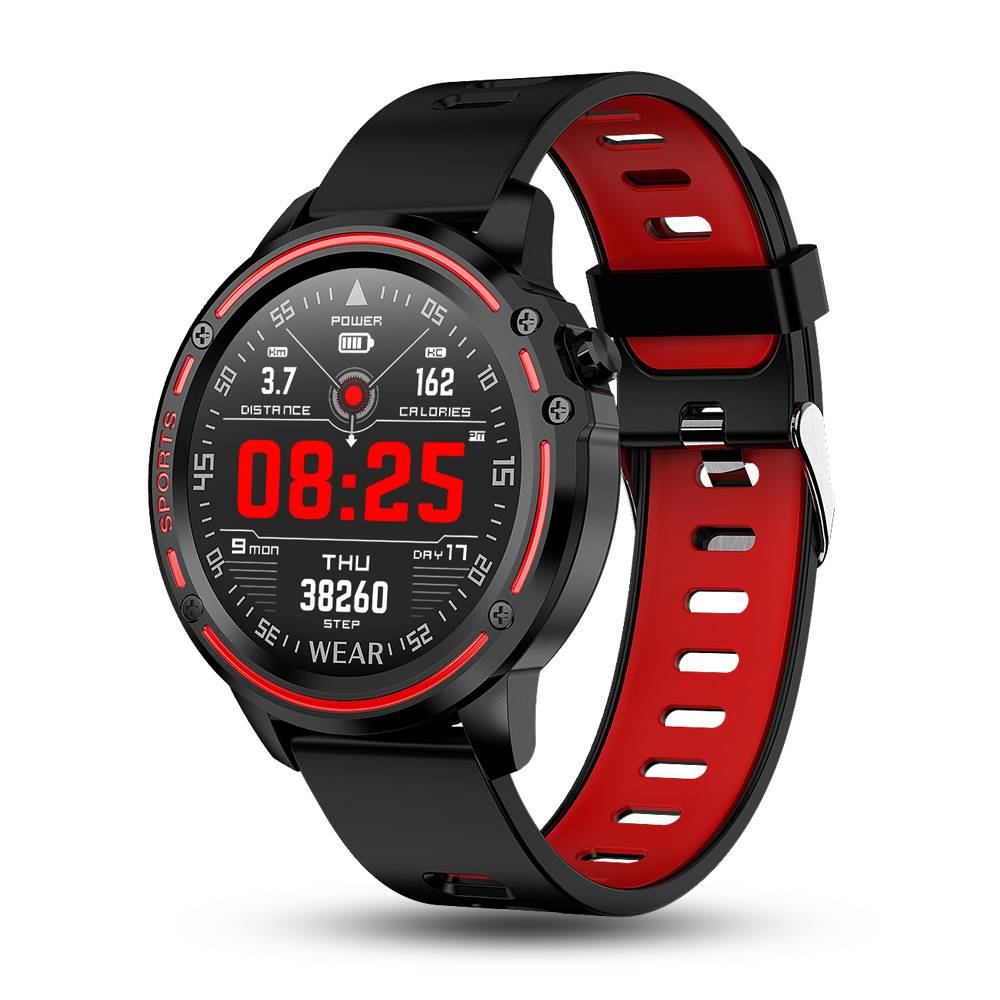 Sports Smart Watch with Heart Rate Monitor