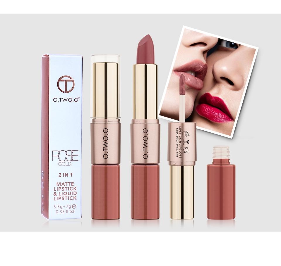 Women's Matte Lipstick