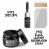 5PCS (50% OFF) + FREE Black Leather Restoration Cream